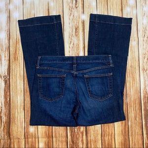 👖GAP Long & Lean Stretch Ankle Jeans